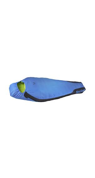 Salewa Micro 800 Slaapzak grijs/blauw